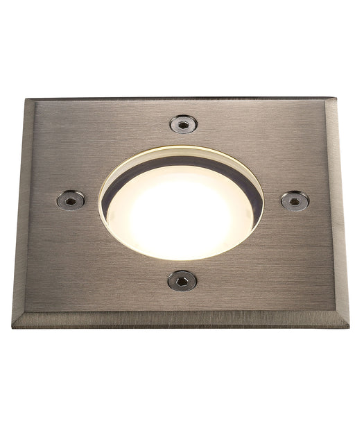 Pato Square Ground Recessed Light from Nordlux | Modern Lighting + Decor