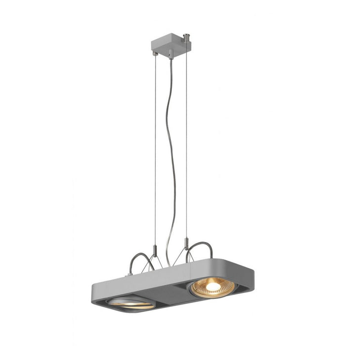 Buy online latest and high quality AIXLIGHT grey, silver, 2-light sources Pendant Light from SLV Lighting | Modern Lighting + Decor
