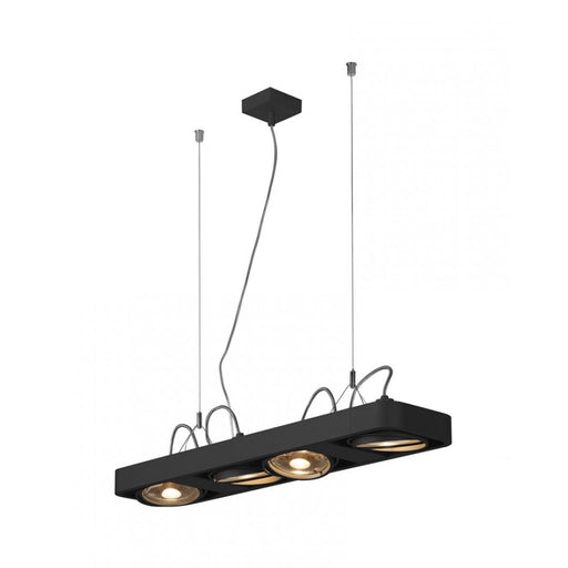 AIXLIGHT black, 4-light sources Pendant Light  | Modern Lighting + Decor