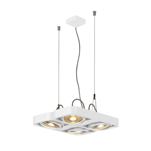 AIXLIGHT white, 4-light sources Pendant Light  | Modern Lighting + Decor