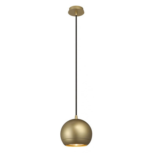 EYE gold, 1-light source Pendant Light  | Modern Lighting + Decor