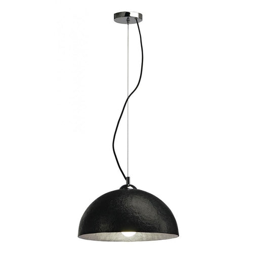 FORCHINI black, silver, 1-light source Pendant Light  | Modern Lighting + Decor