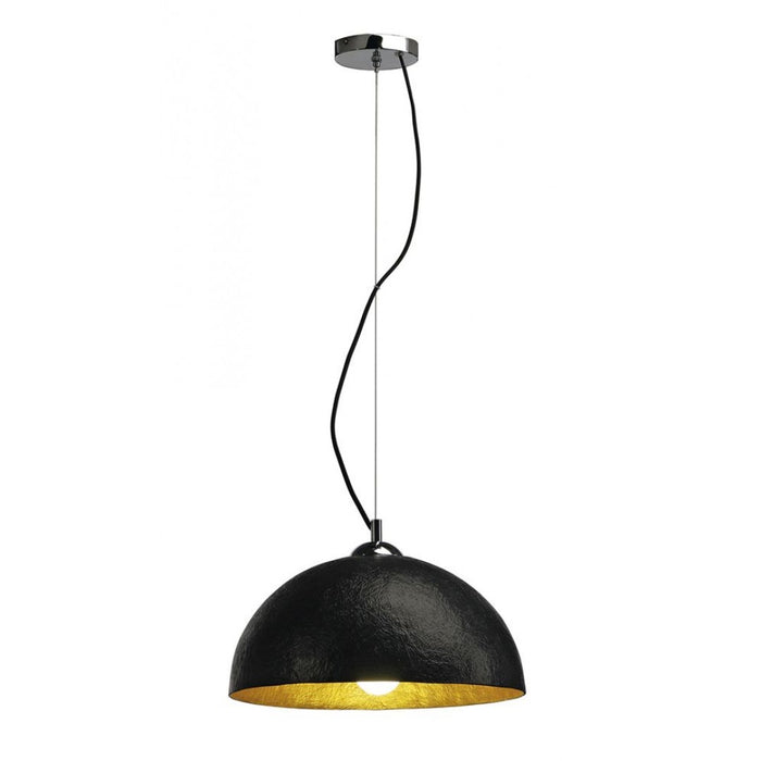 Buy online latest and high quality FORCHINI black, gold, 1-light source Pendant Light from SLV Lighting | Modern Lighting + Decor