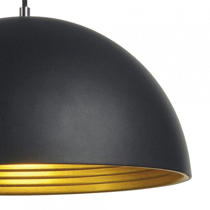 Buy online latest and high quality FORCHINI M black, gold, 1-light source Pendant Light from SLV Lighting | Modern Lighting + Decor