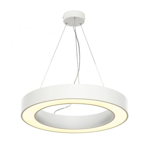 MEDO RING LED white, 7-light sources Pendant Light  | Modern Lighting + Decor
