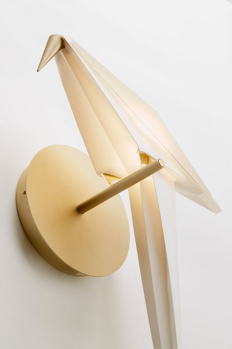 Buy online latest and high quality Perch Wall Light from Moooi | Modern Lighting + Decor