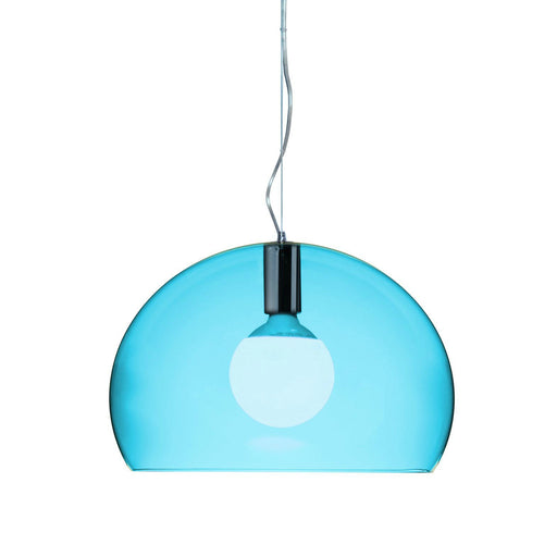 FL/Y Small Pendant Light from Kartell | Modern Lighting + Decor