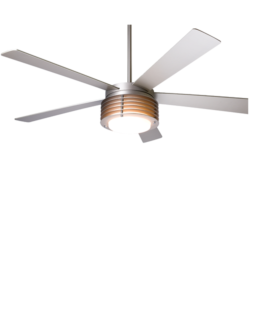 Pharos Ceiling Fan from Modern Fan | Modern Lighting + Decor