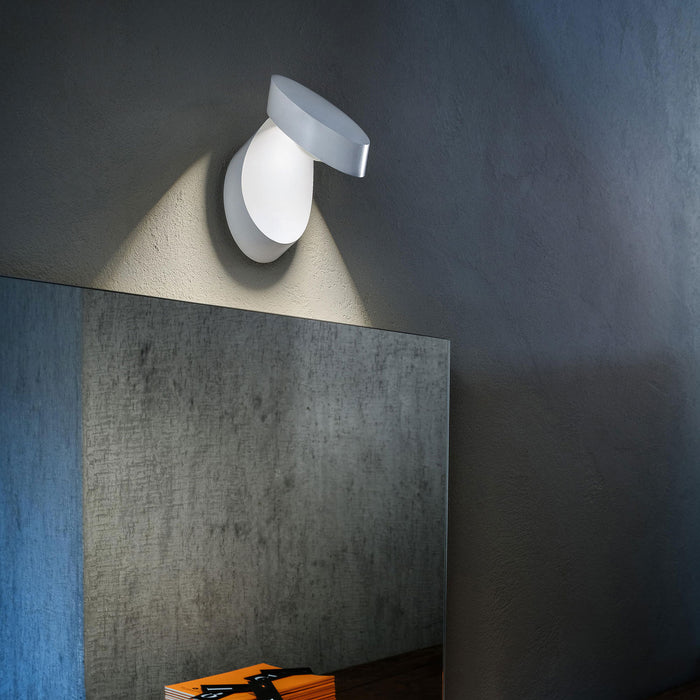 Pin-up Wall or Ceiling Light from Studio Italia Design | Modern Lighting + Decor