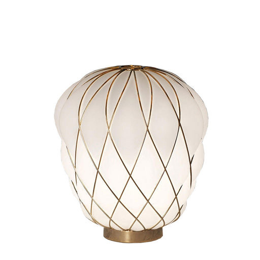 Buy online latest and high quality Pinecone 30 Table Lamp from Fontana Arte | Modern Lighting + Decor