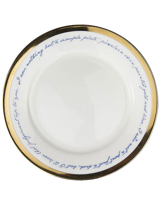 Buy online latest and high quality Poetry Plates from Mineheart | Modern Lighting + Decor