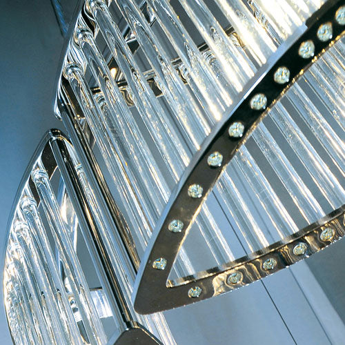 Stilio Oval 6 Chandelier from Licht im Raum | Modern Lighting + Decor