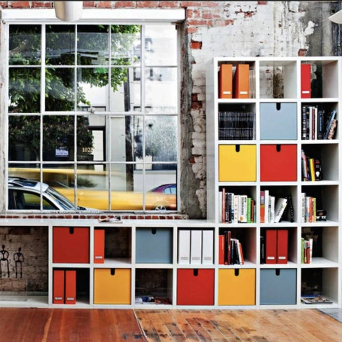 Polvara Bookcase from Kartell | Modern Lighting + Decor