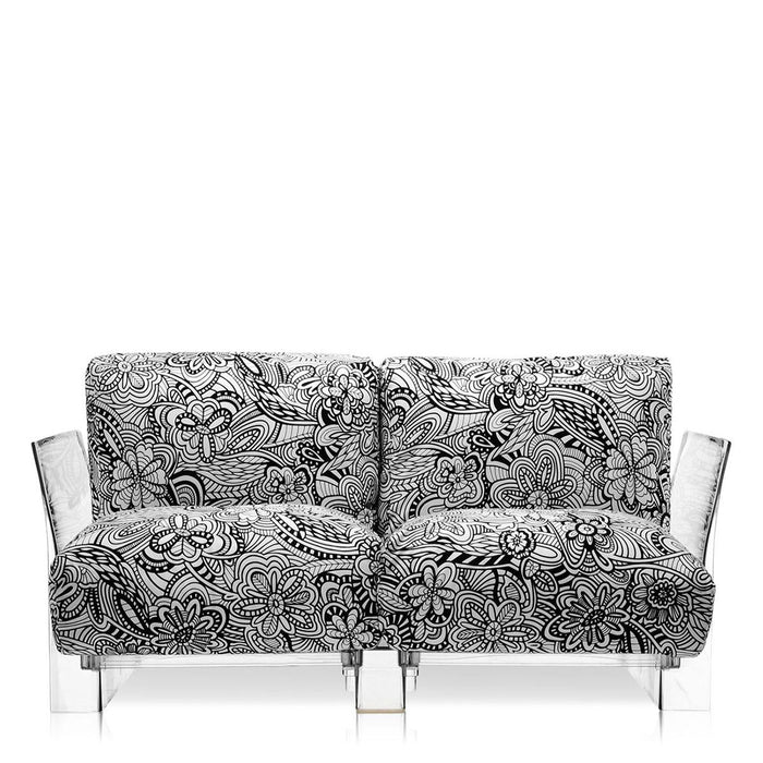 Buy online latest and high quality Pop Missoni Sofa Double Seat from Kartell | Modern Lighting + Decor