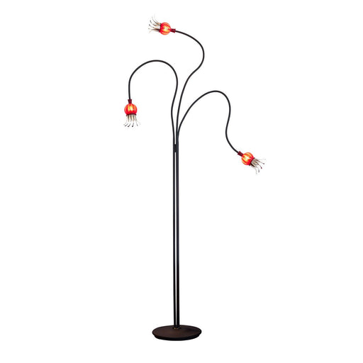 Poppy 3 Floor  Lamp from Serien Lighting | Modern Lighting + Decor