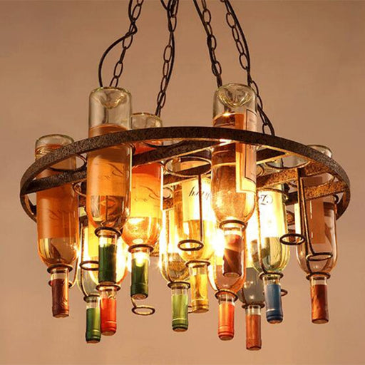 Wine Bottle RS Pendant Light from Interior Deluxe | Modern Lighting + Decor
