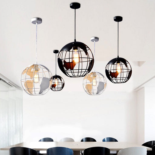 Earth Pendant Light from Interior Deluxe | Modern Lighting + Decor
