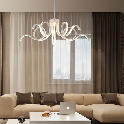 Octopus Fly Pendant Light from Interior Deluxe | Modern Lighting + Decor