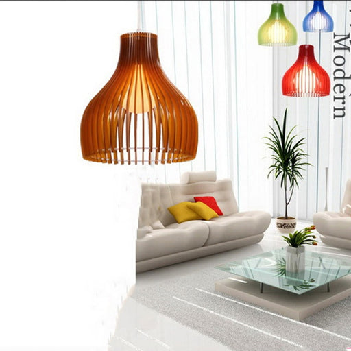 Cono Cage Pendant Light from Interior Deluxe | Modern Lighting + Decor
