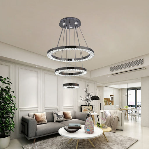 Three Generation Pendant Light from Interior Deluxe | Modern Lighting + Decor