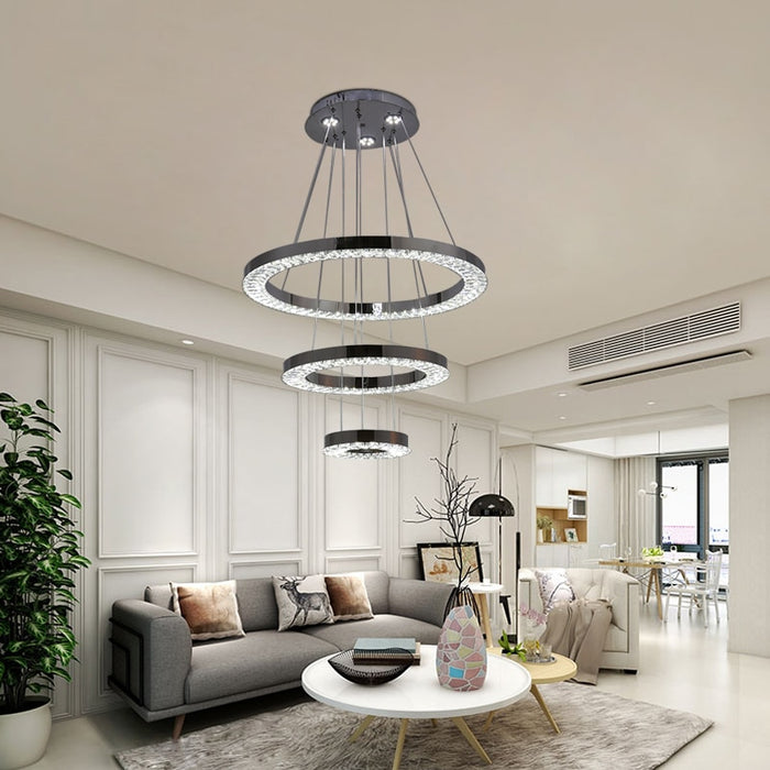 Buy online latest and high quality Three Generation Pendant Light from Interior Deluxe | Modern Lighting + Decor