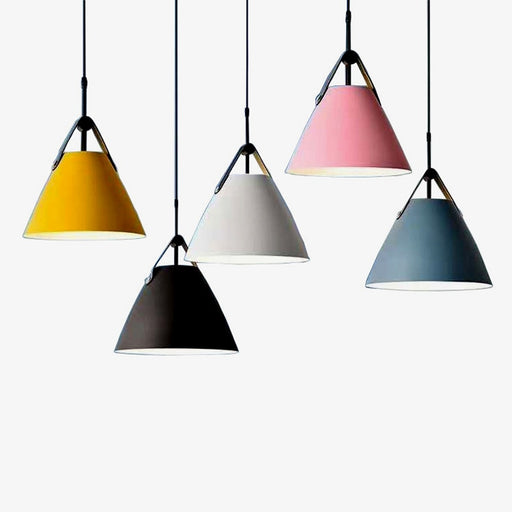Indian Cone Pendant Light from Interior Deluxe | Modern Lighting + Decor