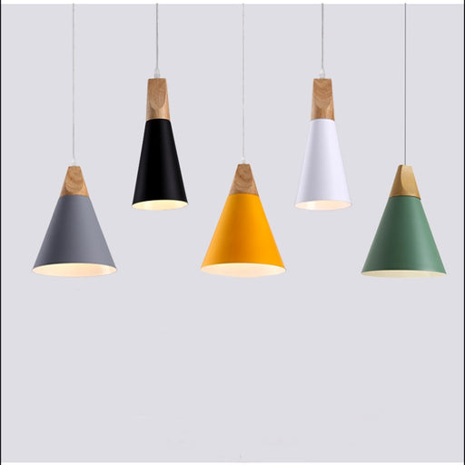 Cono Pendant Light from Interior Deluxe | Modern Lighting + Decor