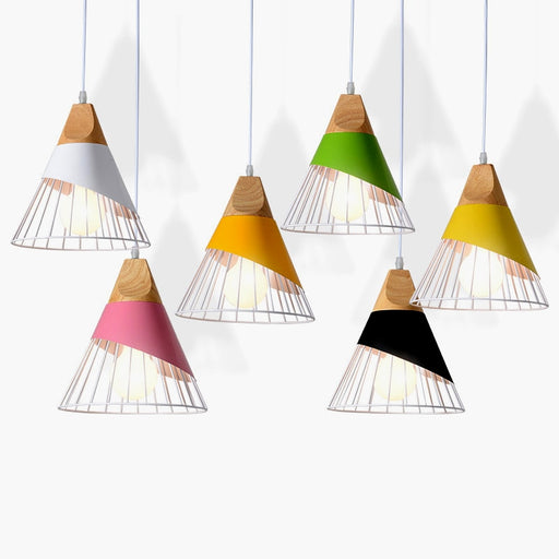 Tepees Pendant Light from Interior Deluxe | Modern Lighting + Decor