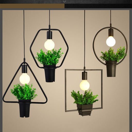 Pot Pendant Light from Interior Deluxe | Modern Lighting + Decor