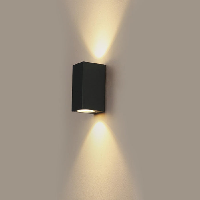 Cameh Outdoor LED Wall Light from Interior Deluxe | Modern Lighting + Decor