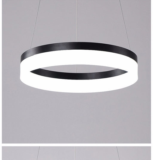 Dillon LED Pendant Light from Interior Deluxe | Modern Lighting + Decor