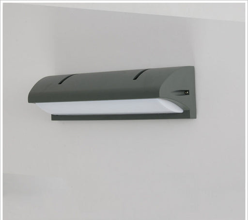 Gomes Outdoor Wall Lamp from Interior-Deluxe.com | Modern Lighting + Decor