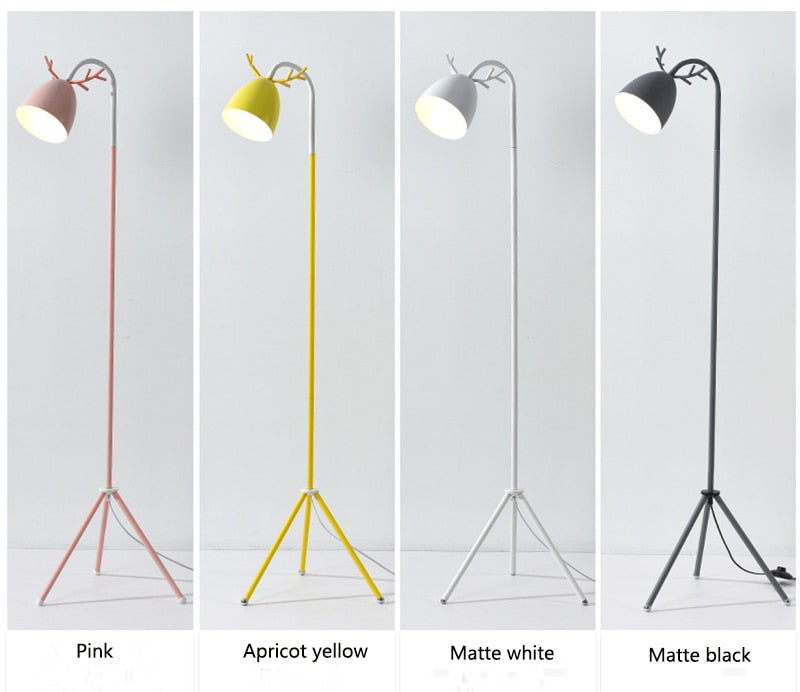 Cono Root Floor Lamp from Interior Deluxe | Modern Lighting + Decor