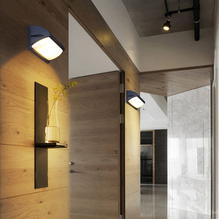 Buy online latest and high quality Endi Outdoor Wall Sconce from Interior Deluxe | Modern Lighting + Decor