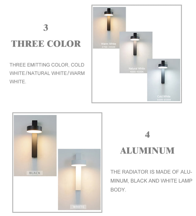 Buy online latest and high quality Luster Lux Wall Light from Interior Deluxe | Modern Lighting + Decor