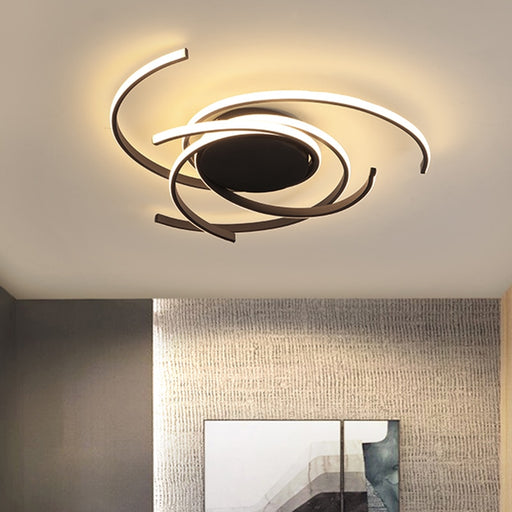 Vortex LED Ceiling Light from Interior Deluxe | Modern Lighting + Decor