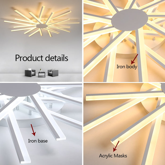 Solixi LED Ceiling Light
