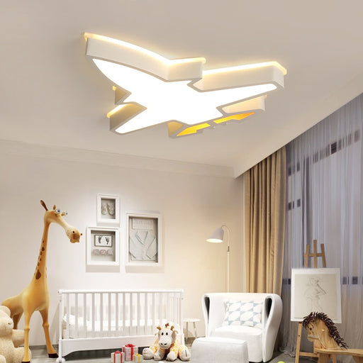Buy online latest and high quality Su-27 Aeroplane LED Ceiling Light from Interior Deluxe | Modern Lighting + Decor