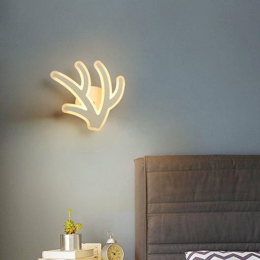 Root LED Wall Light from Interior Deluxe | Modern Lighting + Decor