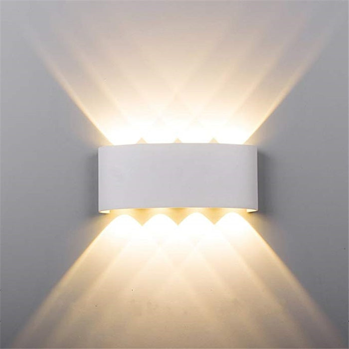 Sandrea Outdoor Wall Lamp from Interior Deluxe | Modern Lighting + Decor