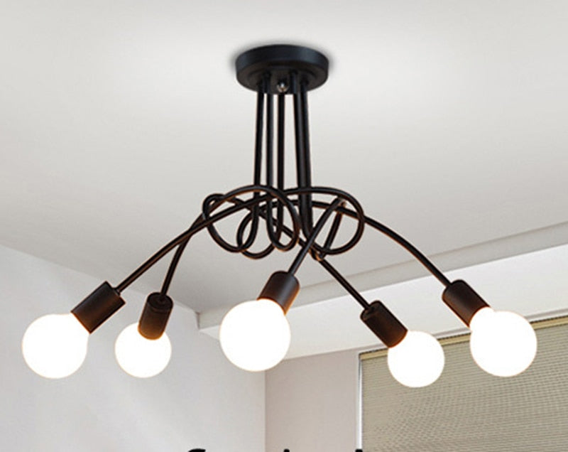 Spider Pendant Light from Interior Deluxe | Modern Lighting + Decor