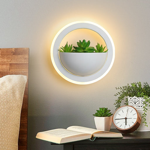 Buy online latest and high quality Alume Round LED Wall Light from Interior Deluxe | Modern Lighting + Decor