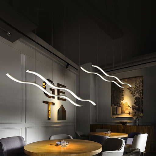 Magda LED Pendant Light from Interior Deluxe | Modern Lighting + Decor