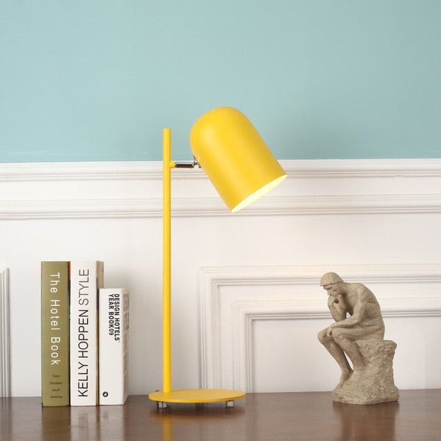 Capsule Table Lamp from Interior Deluxe | Modern Lighting + Decor