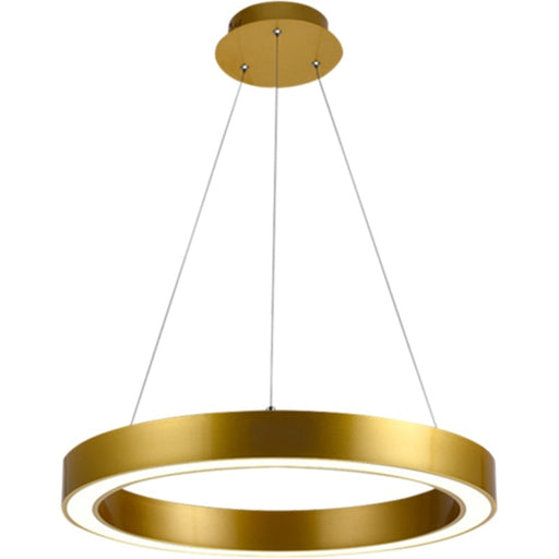 Modmont Chandelier from Interior Deluxe | Modern Lighting + Decor