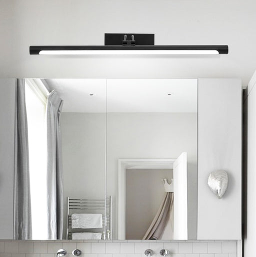 Midrib LED Vanity Light from Interior-Deluxe.com | Modern Lighting + Decor
