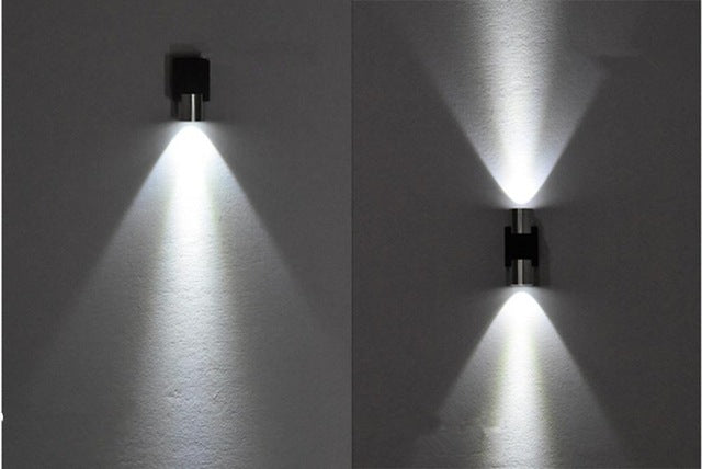Scatola LED wall lamp from Interior Deluxe | Modern Lighting + Decor