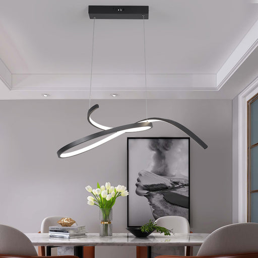 Quill LED Pendant Light from Interior Deluxe | Modern Lighting + Decor