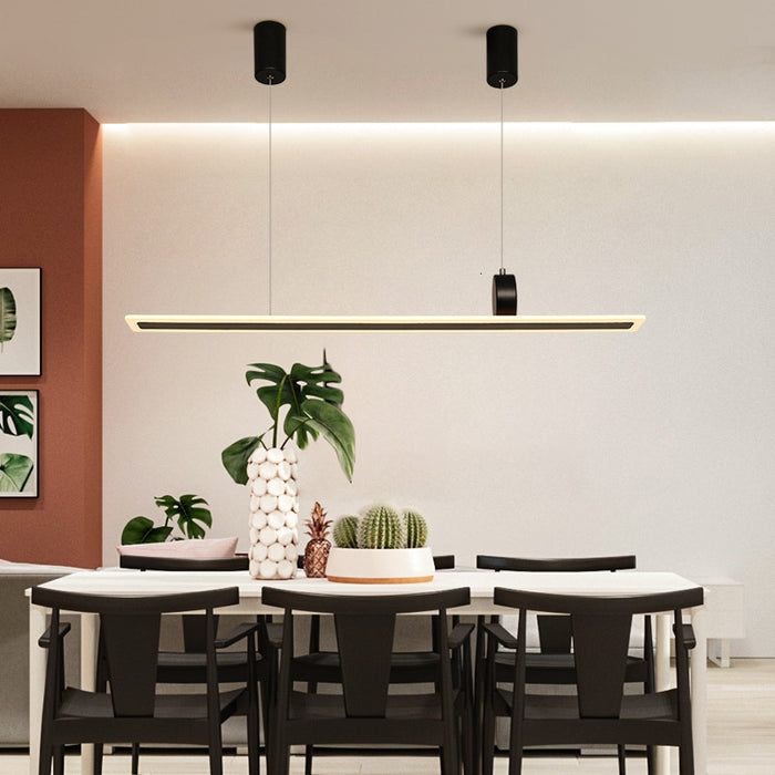 Bona LED Linear Suspension Light
