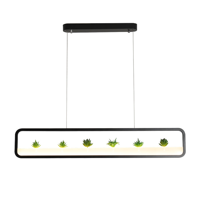 Sonta LED Linear Pendant Light